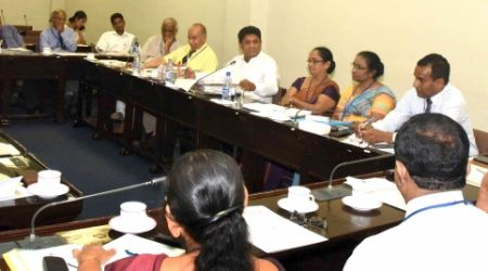First Meeting of National Housing Advisory Committee