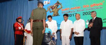 """Samata Sevana – Viru Sumithuru"" National Housing Programme"