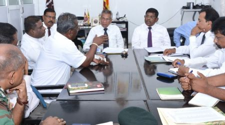 SPECIAL HOUSING PROGRAMME TO CONSTRUCT 1492  HOUSES IN BOGASWEWA - VAVUNIYA