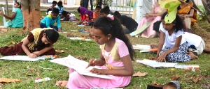 Art Competition in parallel to the World Habitat Day - 2016